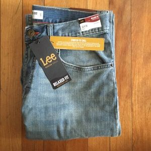 Lee 20199 men's Relaxed Fit Modern Series Jean New